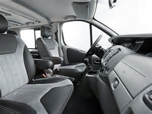 Opel Vivaro Interior Interior Opel Vivaro Worldwide 2006 14