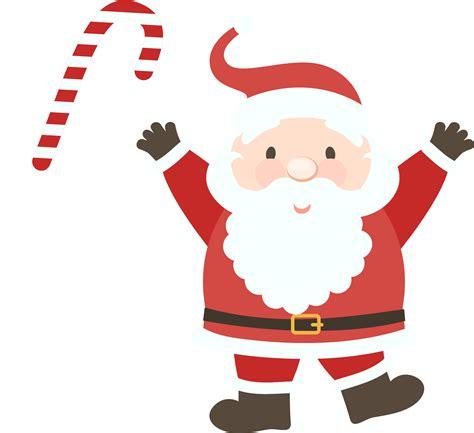santa clip santa claus png transparent free images png only