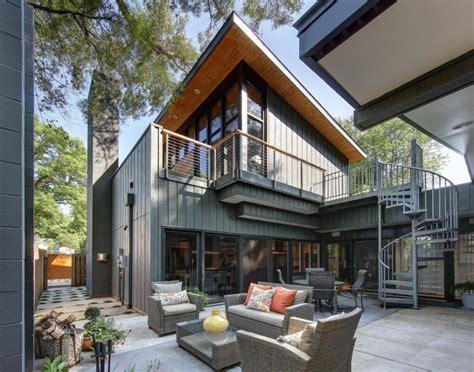 house exterior design modern home renovation 现代四合院别墅设计 农村四合院别墅设计图片大全 设计本专题