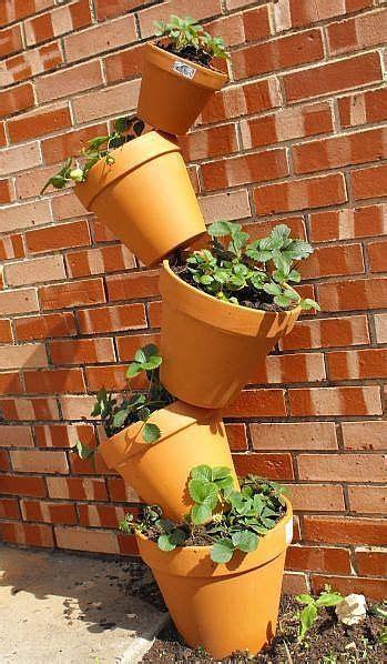clay pot garden how to build a tilting clay pot garden