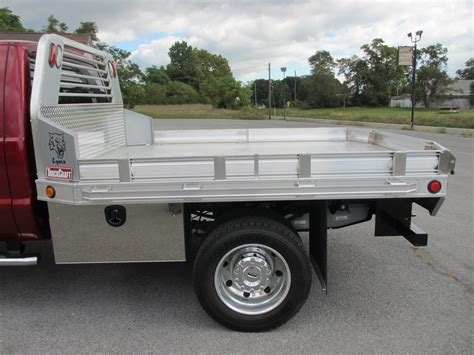Custom Trucker Flat By Devapishop equipment inc truckcraft flat bed for trucks