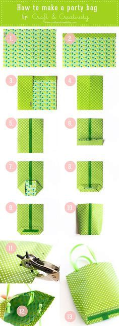 Steps To Make Handmade Paper Bags - 1000 ideas about paper bags on mini albums