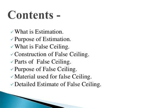 Interior Design Estimate by Estimate Interior Design Student Work