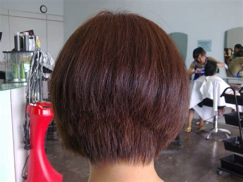 concave haircut concave bob haircut back view newhairstylesformen2014 com