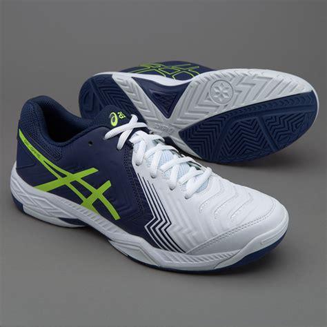 Sepatu Safety Merk Asics sepatu tenis asics original gel 6 white indigo blue