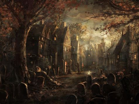 halloween spooky themes best wallpapers of scary halloween wallpapers high