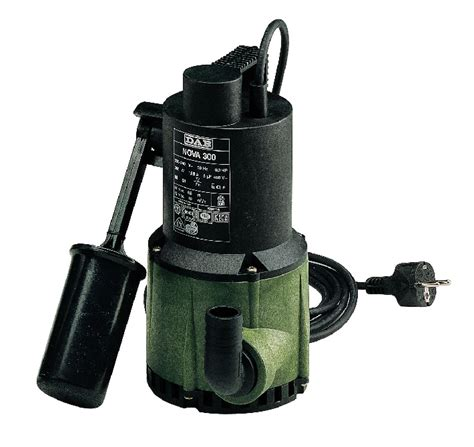Pompa Celup Water Plus dab 300ma submersible dps pumps