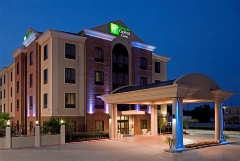 holiday inn express hotel suites la porte in houston