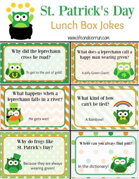 st s day jokes st patricks day puns