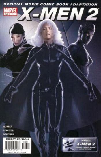 film online x men 1 x men 2 the movie vol 1 1 marvel comics database