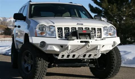 Jeep Wk Bumper New Wk Winch Bumper Jeep Ideas Jeeps Jeep