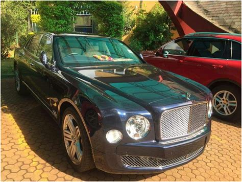 bentley kenya most expensive cars ever spotted on kenyan roads photos