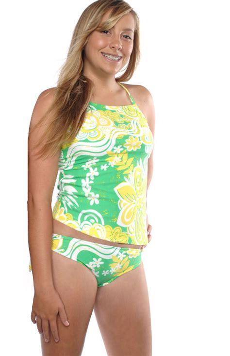 preteen ebay girls preteen halter set bikini point conception lk19