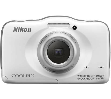 Kamera Underwater Nikon S32 compact digital cameras cheap compact digital cameras