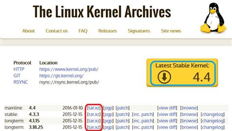 tutorials build the linux kernel 187 linux magazine linux kernel archive kid linux programing linux hacks
