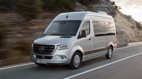 2018 mercedes sprinter all new 2018 mercedes sprinter debuts in many shapes