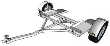 free tow dolly plans amp building instructions