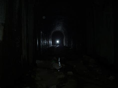 light at the end of the tunnel do i see light sadistic dom