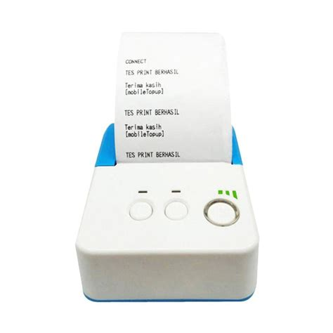 Bluetooth Untuk Printer jual vision zcs 05 thermal bluetooth printer air
