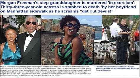 freeman step granddaughter freeman step granddaughter sacrificed in exorcism