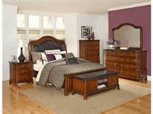 monticello pecan ii bedroom 5 pc king bedroom value city