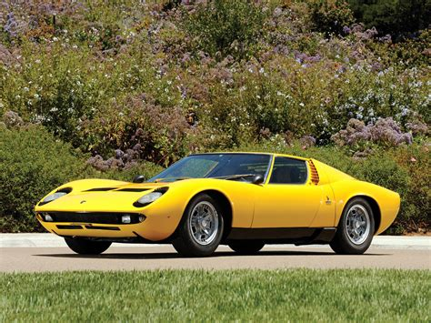 Lamborghini S P A by Lamborghini Miura P 400 S Picture 4 Reviews News