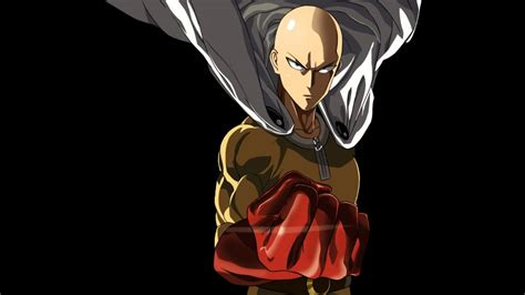 4 Anime One by Saitama One Punch Anime 4k Wallpapers