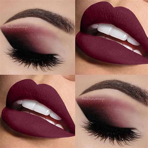 Bedak Make Up Makeover Diy Ideas Makeup Burgundy Makeup Diypick Your