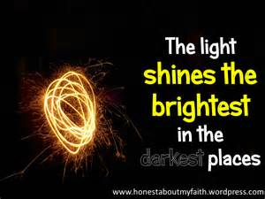 the light shines through a story of in the midst of suffering books honest about my faith how the christian faith makes a