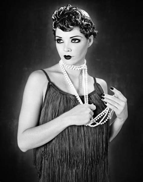 roaring 20s long hairstyles with head jewlrys bmshistory8 new woman 4
