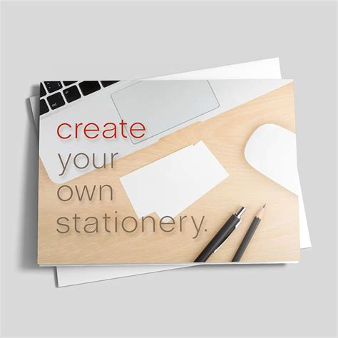 Handcrafted Stationery - custom stationery personalized note cards by brookhollow