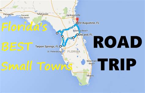 an unforgettable road trip through missouri s quaint small towns take this road trip through florida s most picturesque