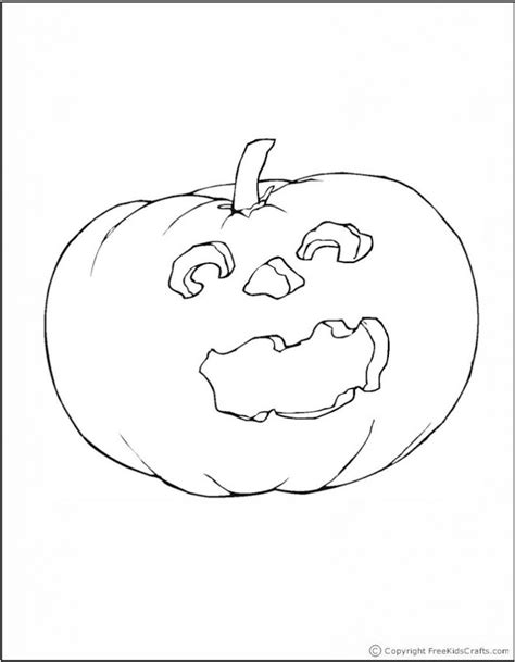 halloween coloring pages crafts halloween coloring page pumpkin free kids crafts