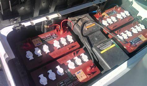 volt club car battery replacement san diego rv solar