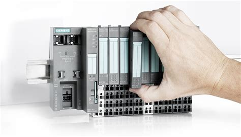 programmable logic controller for industrial automation