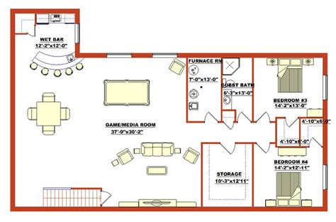 beast metal building barndominium floor plans and design ideas 25 b 228 sta basement plans id 233 erna p 229 pinterest k 228 llare