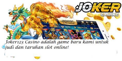 joker casino  game    judi  taruhan slot     site
