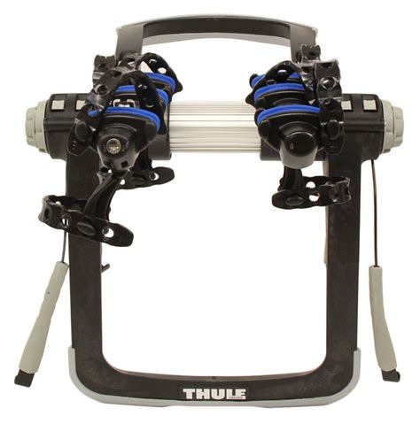 Thule Bike Rack Trunk Mount by Thule Raceway 3 Bike Rack Trunk Mount Adjustable Arms