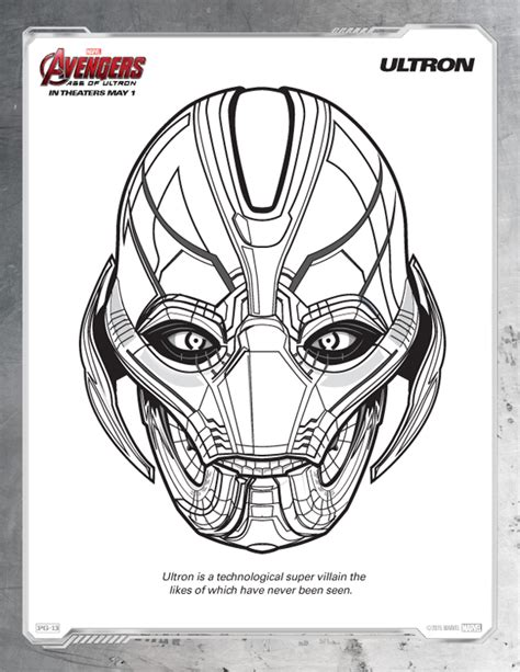printable heroes bandit marvel villain coloring pages