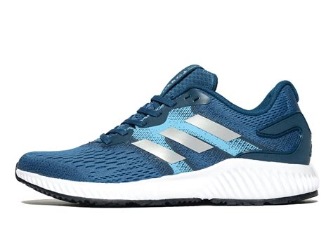 lyst adidas originals aerobounce running shoes in blue for