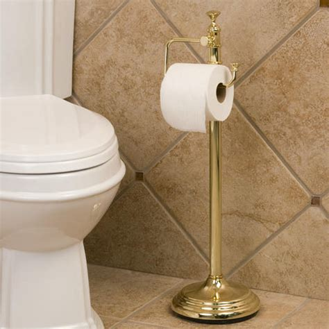 bathroom tissue holder stand tall toilet paper holder stand rs floral design best