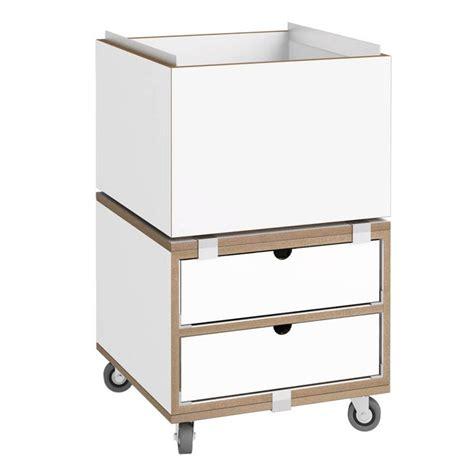 einrichtung schlafzimmer rollcontainer wei 223 stocubo regalsystem w 252 rfelsystem