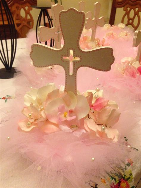 baptism decorations centerpieces 17 best ideas about baptism table centerpieces on