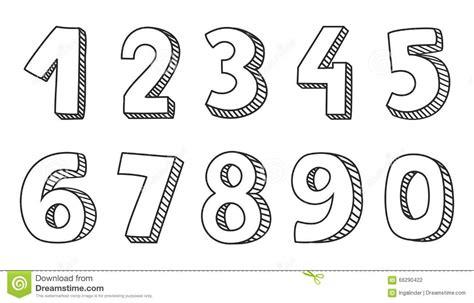 imagenes de matematicas en blanco los n 250 meros vector en el fondo blanco ilustraci 243 n del