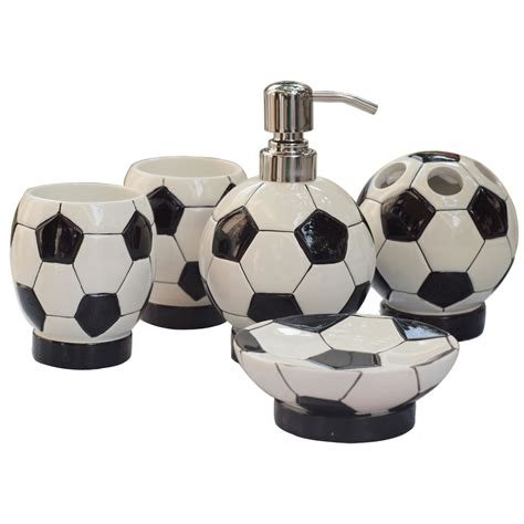 soccer bathroom accessories popular bathroom cup dispenser from china best selling