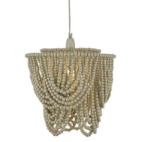 beaded ceiling light shades home collection wood zeena beaded ceiling light shade