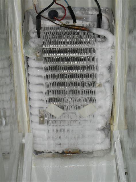 walk in cooler condenser freezing refrigerator evaporator coil diagram refrigerator