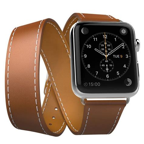 Apple Hermes 38mm Bleu Jean Leather Tour tek88 apple 38mm quot hermes quot caramel leather tour buy in south africa