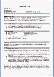 Innovative Resume Formats by Best Resume Templates 2013 Beautiful Curriculum Vitae Cv Format With Career Objective