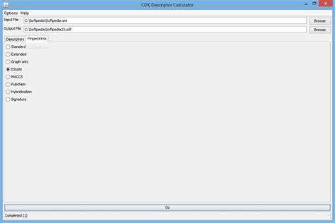 qsar software free download full version cdk descriptor calculator download
